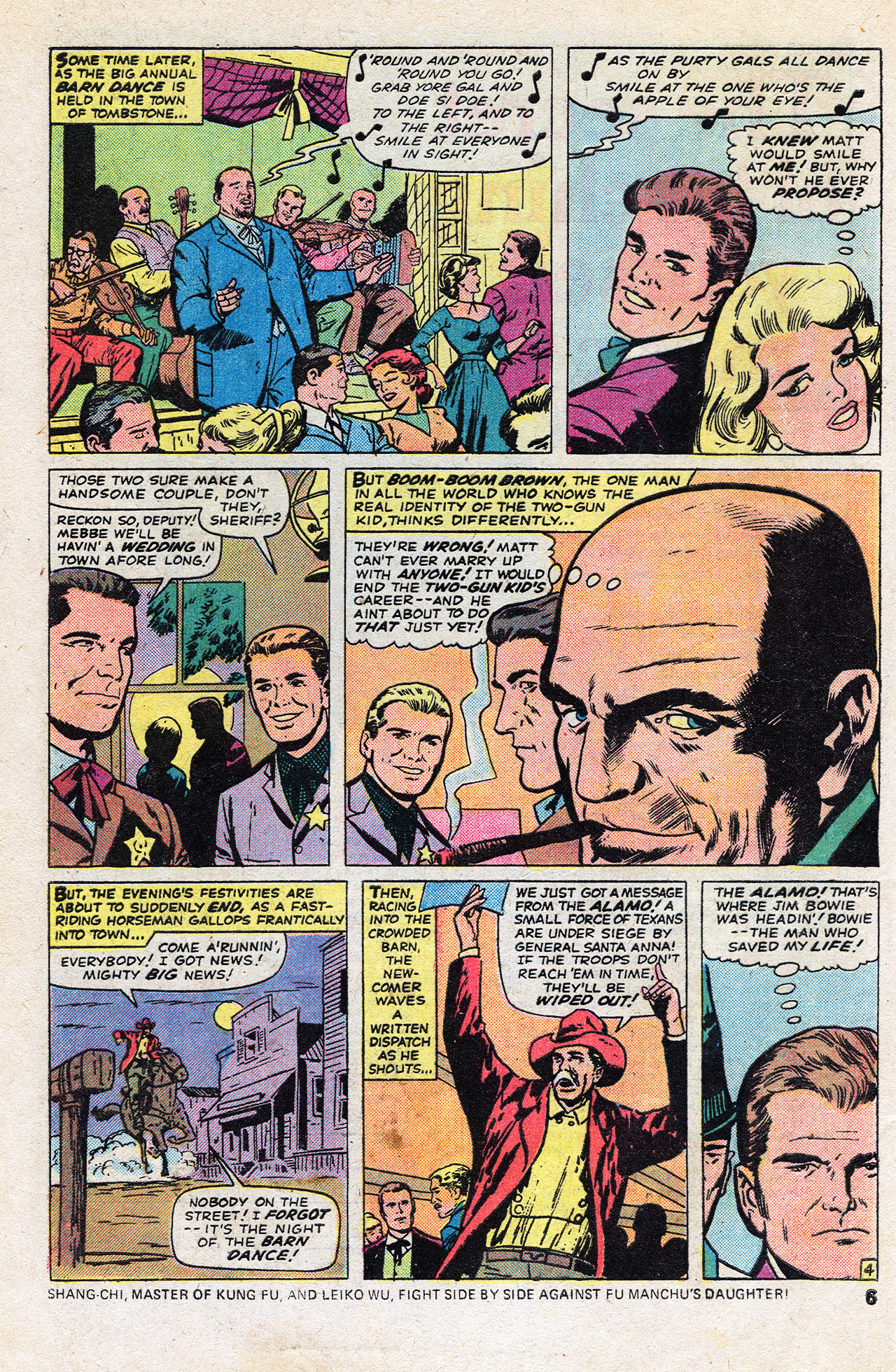 Read online Two-Gun Kid comic -  Issue #134 - 8