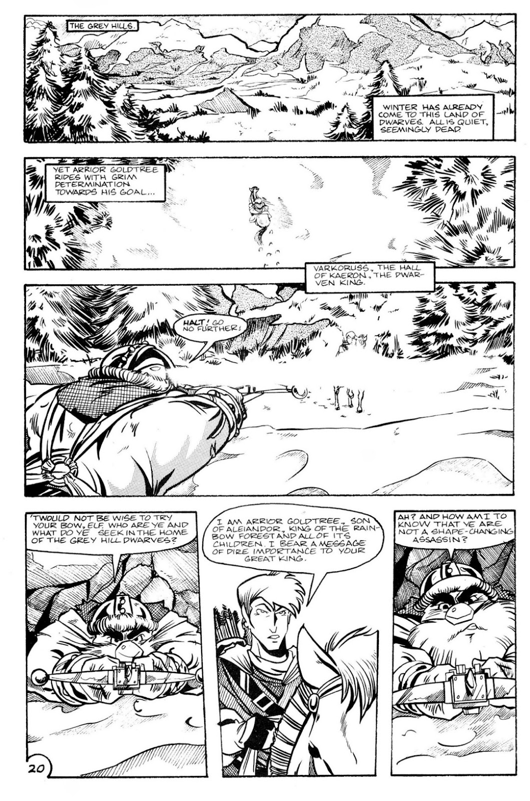 The Realm (1986) issue 8 - Page 22