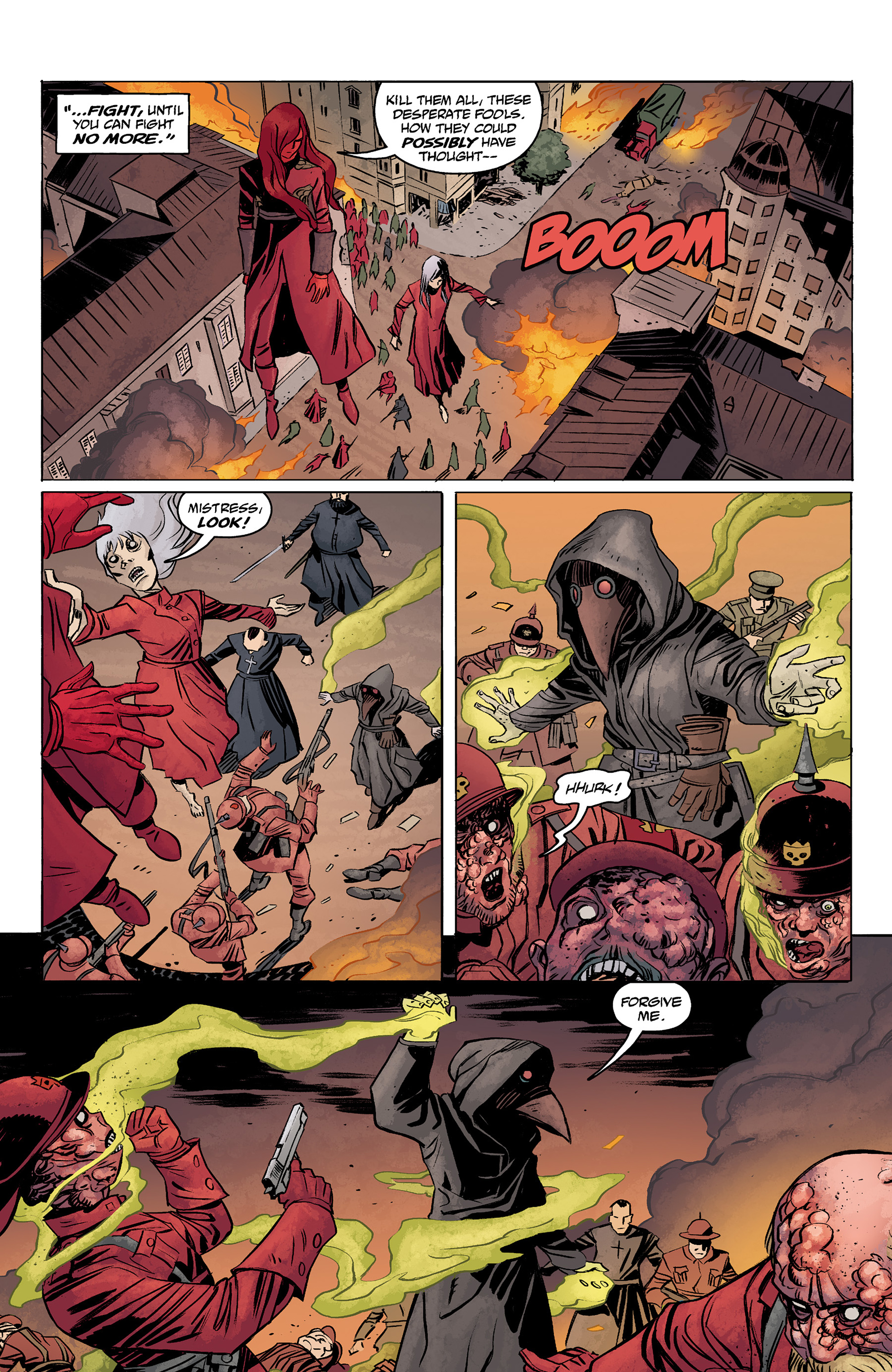 Read online Baltimore: The Red Kingdom comic -  Issue #5 - 5