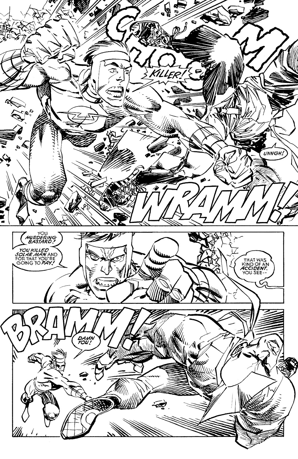 Read online Savage Dragon Archives comic -  Issue # TPB 6 (Part 4) - 19