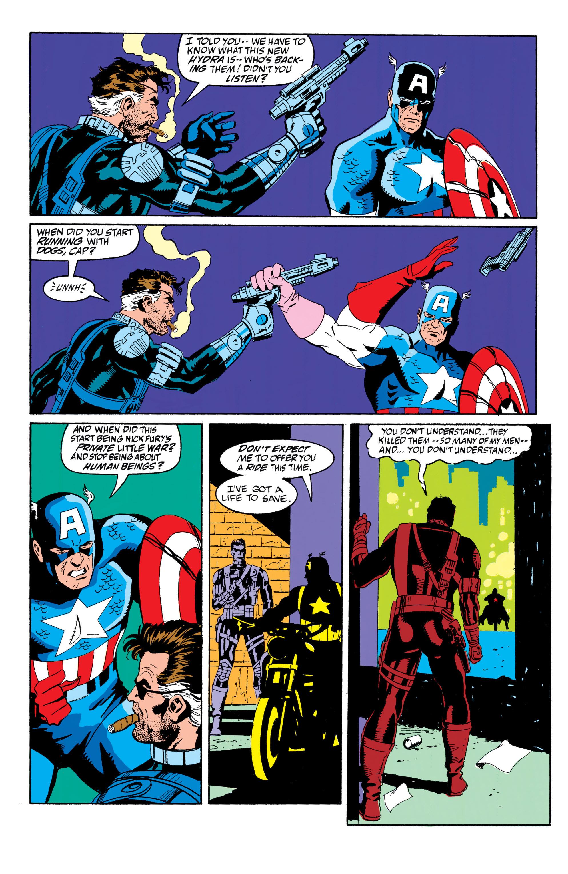 Read online Captain America (1968) comic -  Issue # _Annual 10 - 27