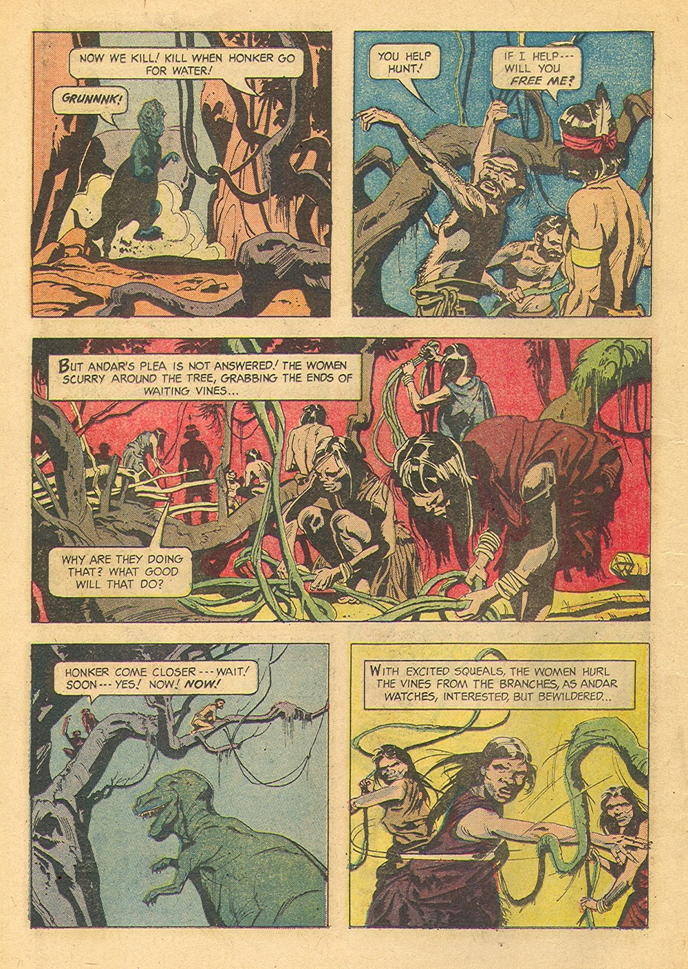 Read online Turok, Son of Stone comic -  Issue #39 - 14