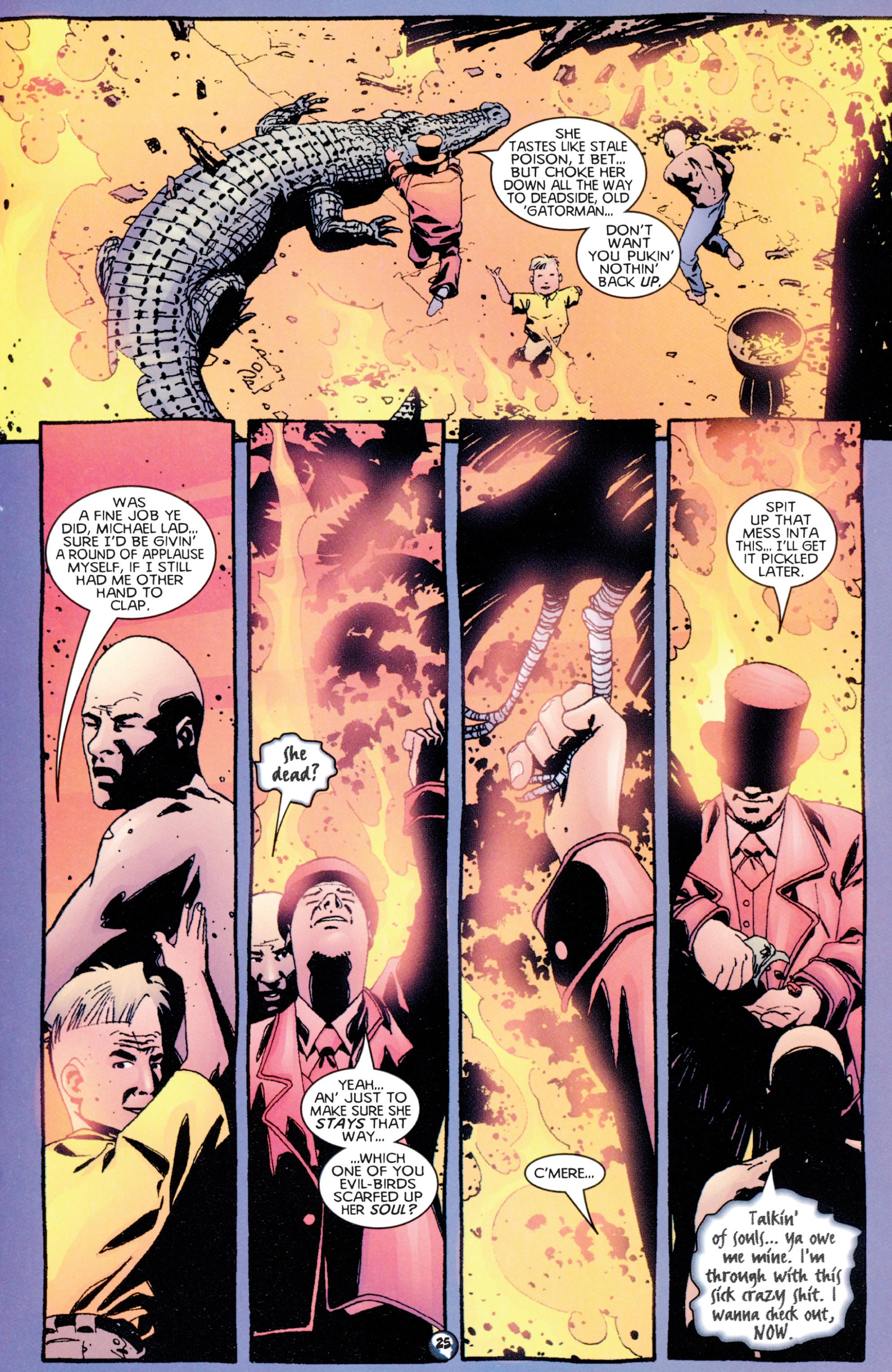 Read online Shadowman (1997) comic -  Issue #7 - 20
