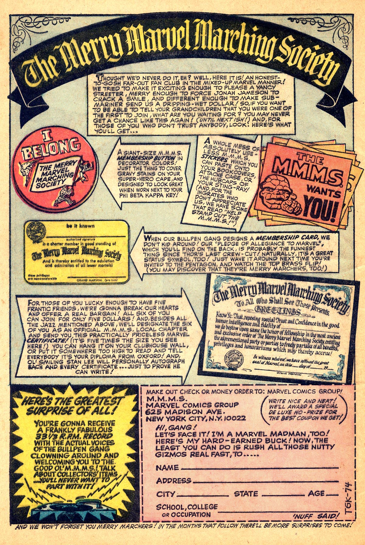 Read online Two-Gun Kid comic -  Issue #74 - 32