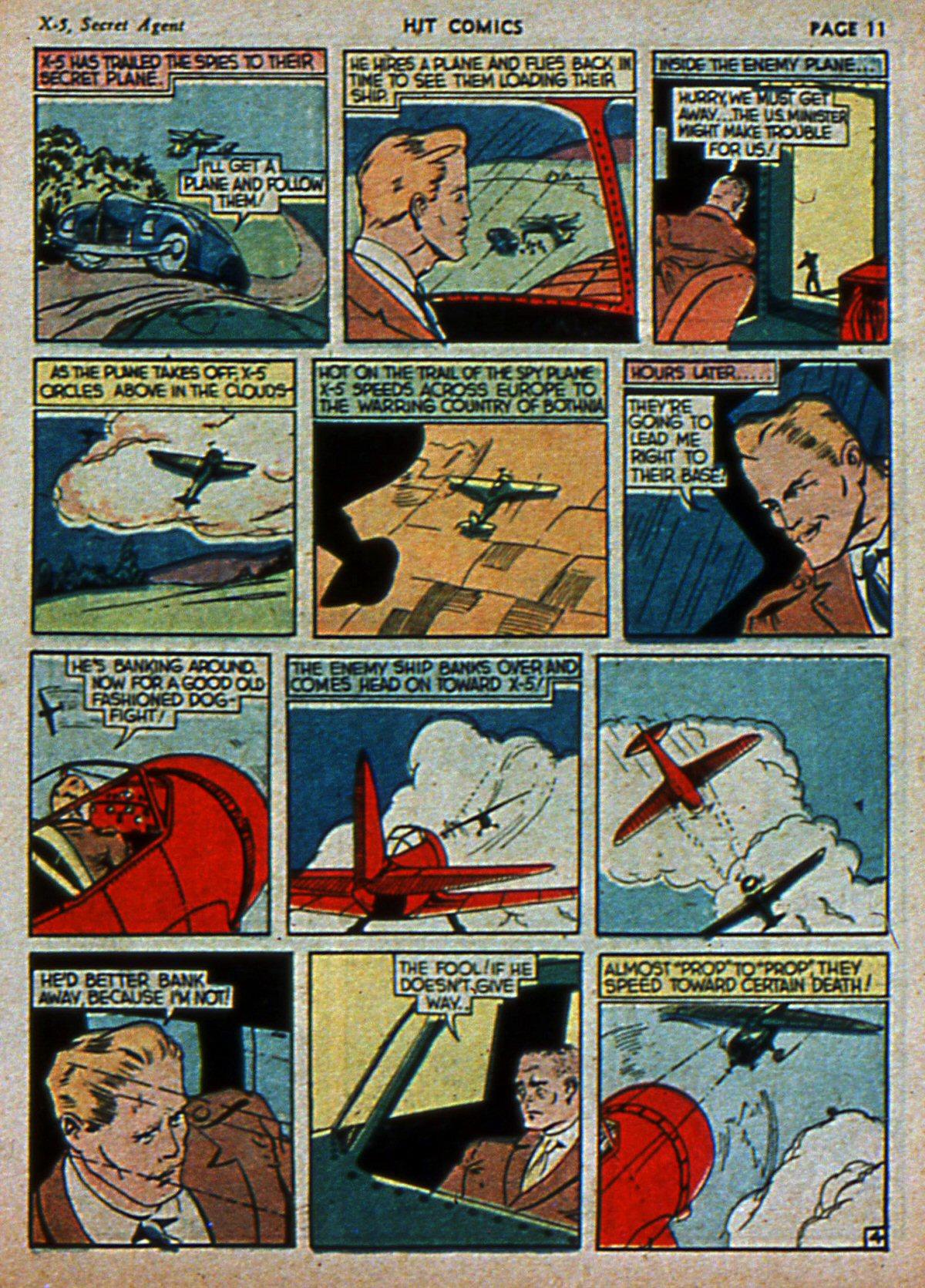Read online Hit Comics comic -  Issue #3 - 13