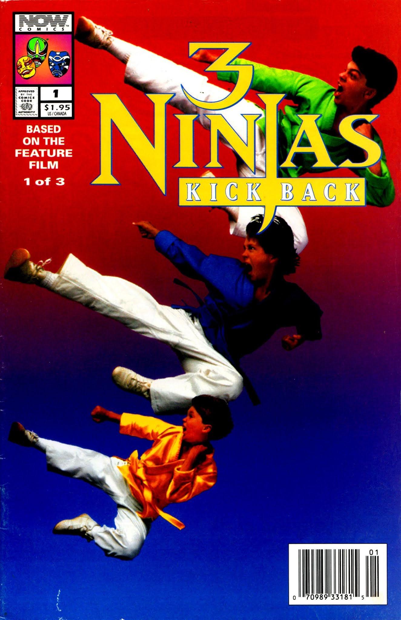 3 Ninjas Kick Back 1 Page 1