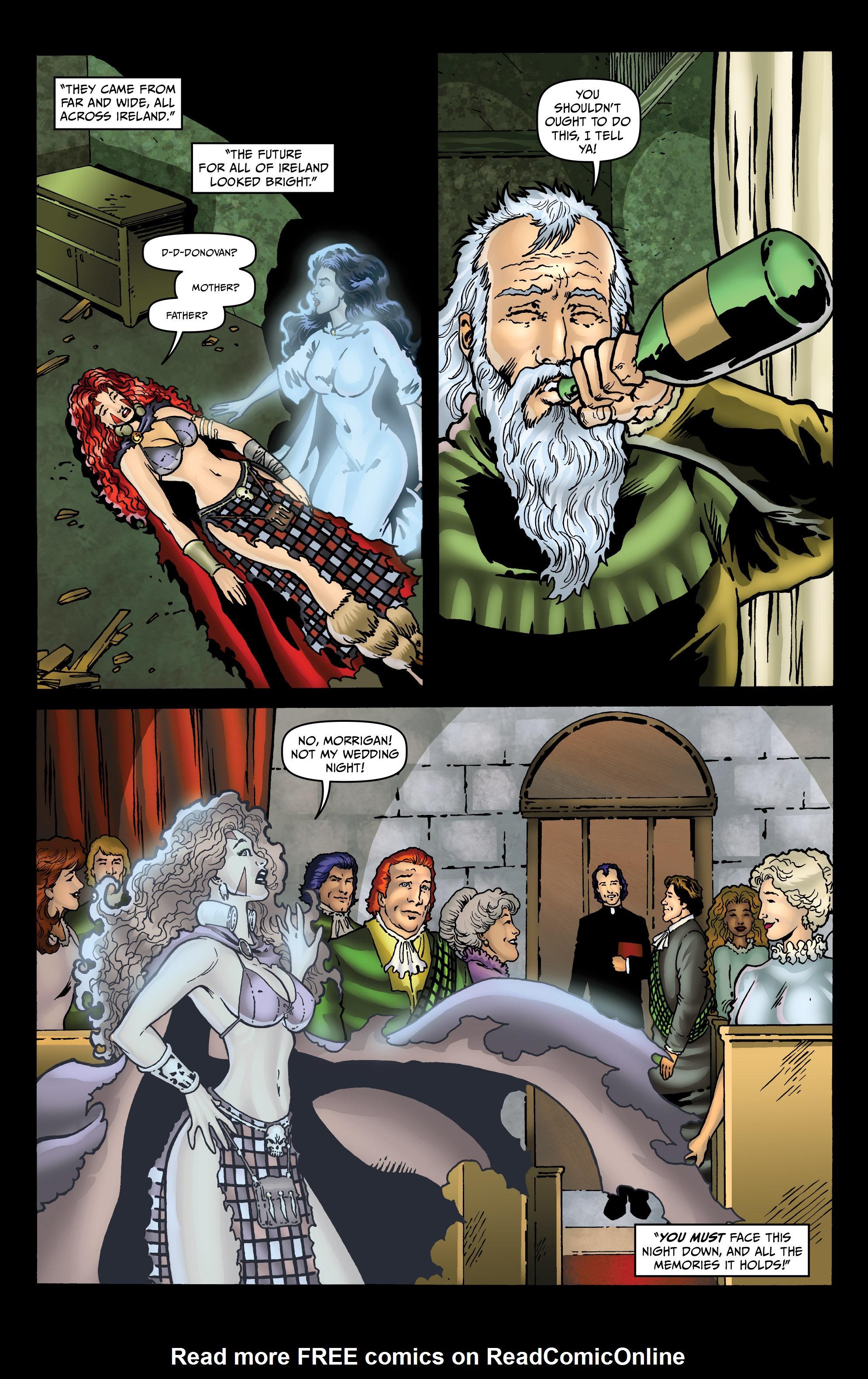 Read online Belladonna: Origins comic -  Issue #5 - 11
