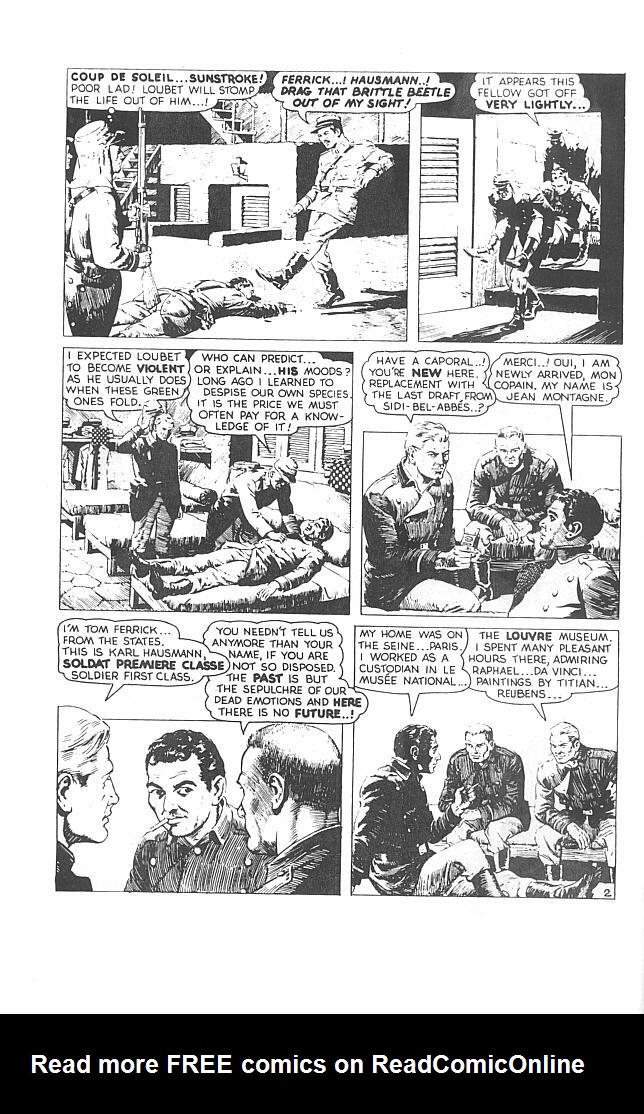 Read online Men of Mystery Comics comic -  Issue #27 - 4