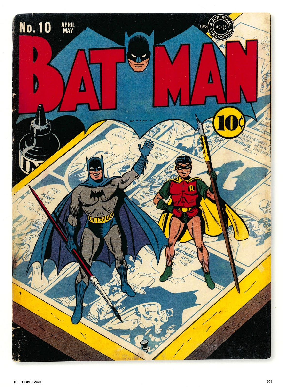 Read online 75 Years Of DC Comics comic -  Issue # TPB (Part 3) - 13