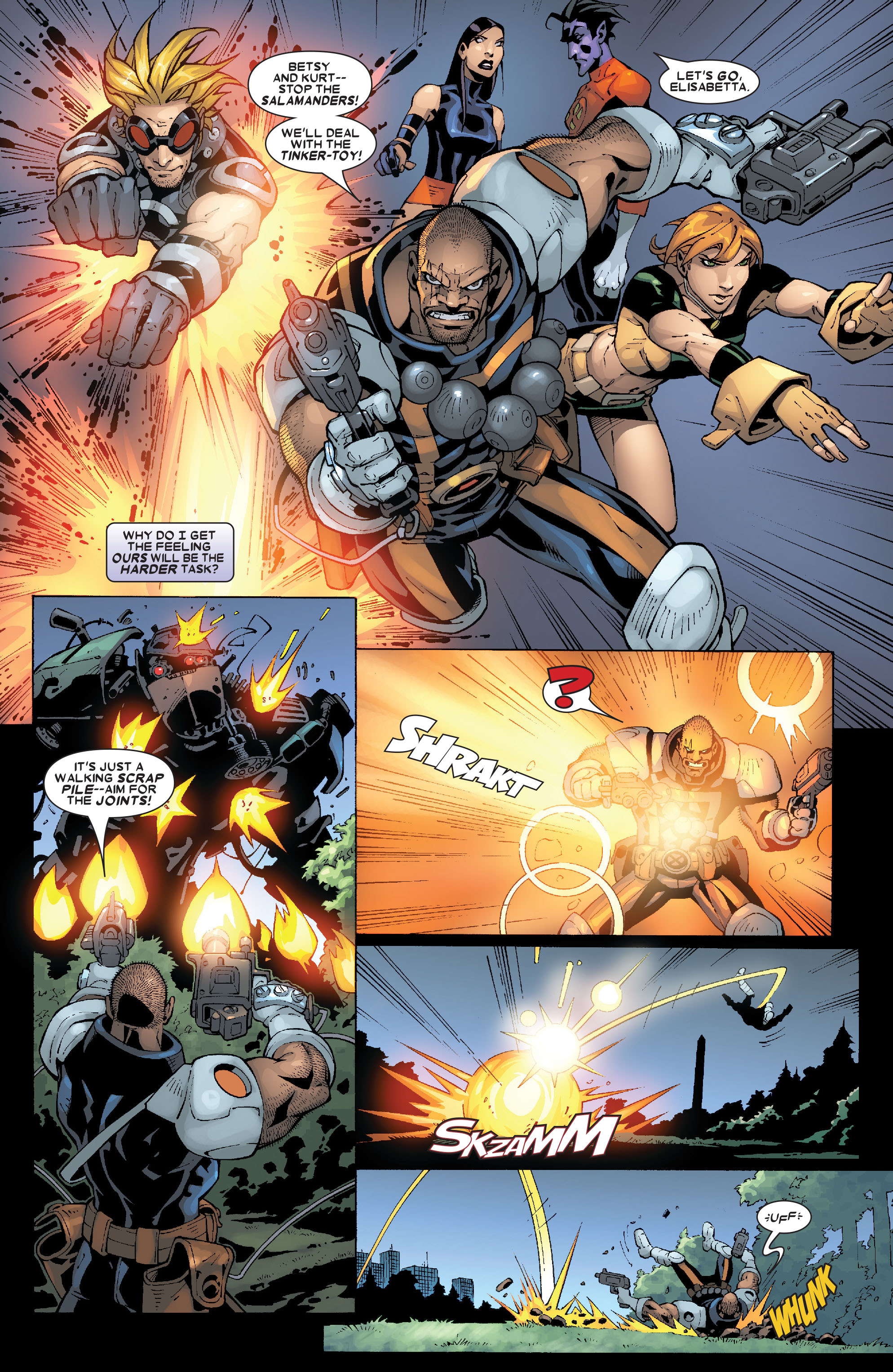 Uncanny X-Men (1963) 473 Page 15