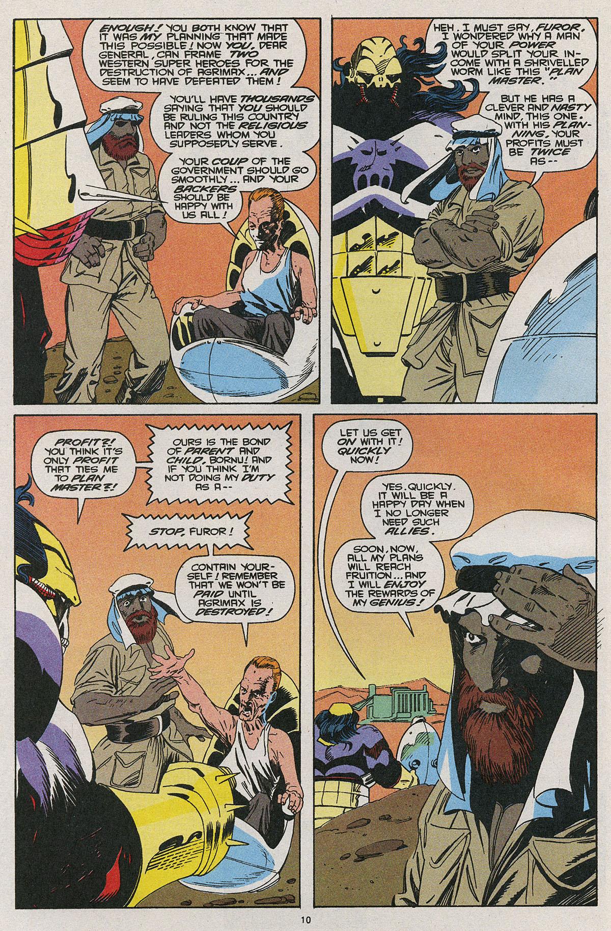 Read online Wonder Man (1991) comic -  Issue #27 - 7