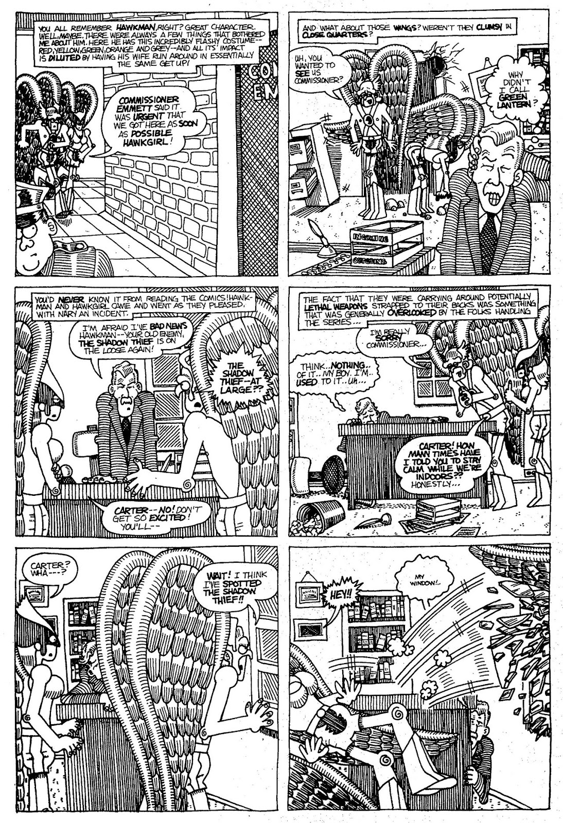 Read online The Nearly Complete Essential Hembeck Archives Omnibus comic -  Issue # TPB (Part 1) - 88