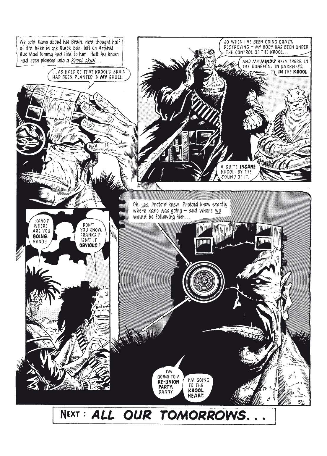 Read online The Complete Bad Company comic -  Issue # TPB - 179