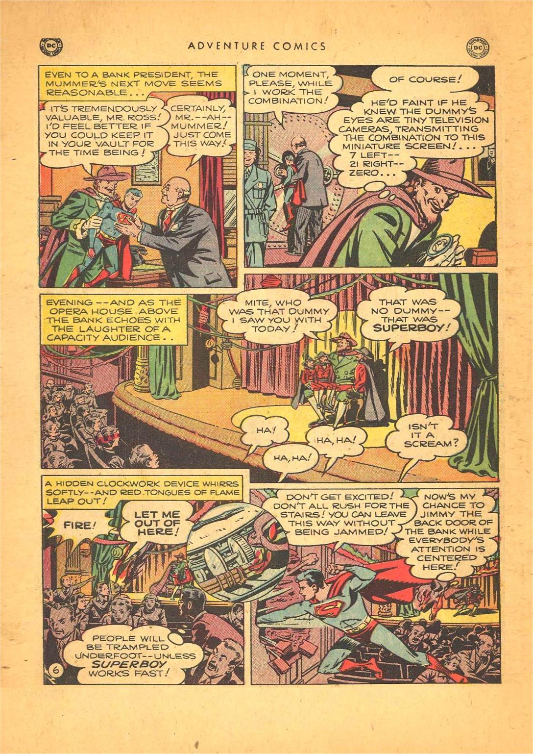 Read online Adventure Comics (1938) comic -  Issue #148 - 8