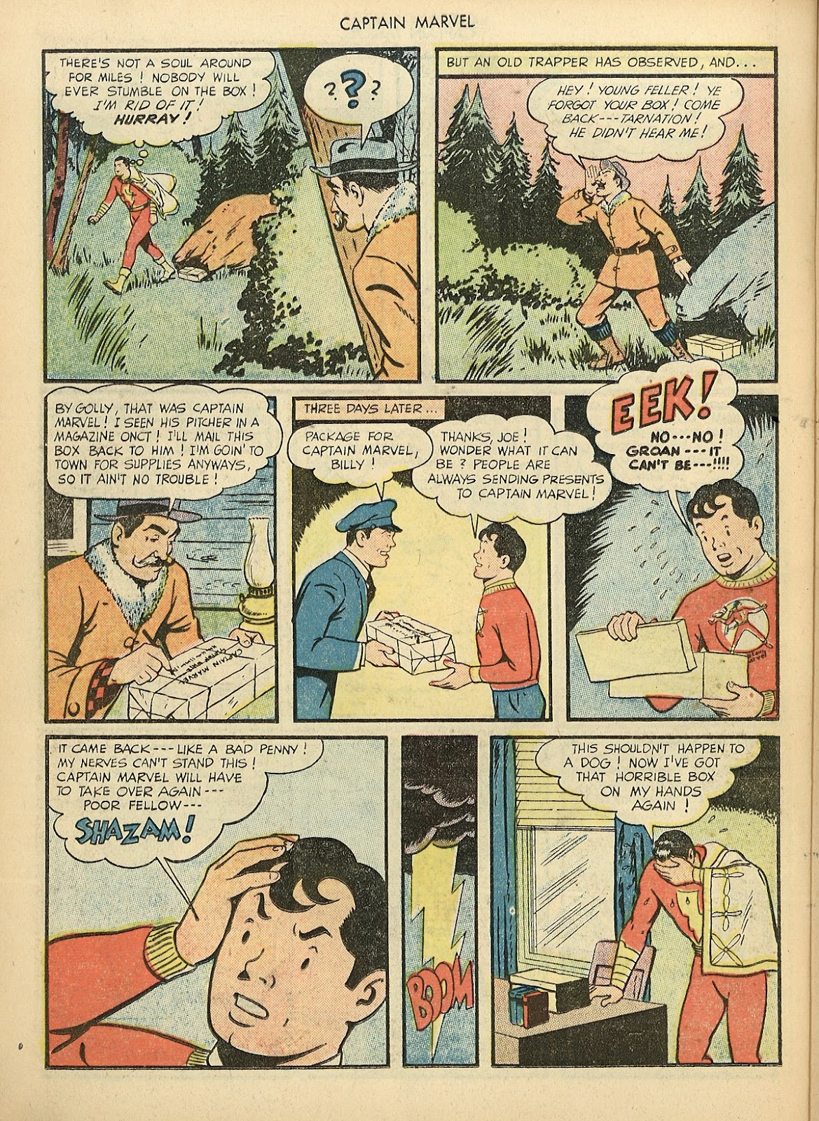 Captain Marvel Adventures issue 70 - Page 30