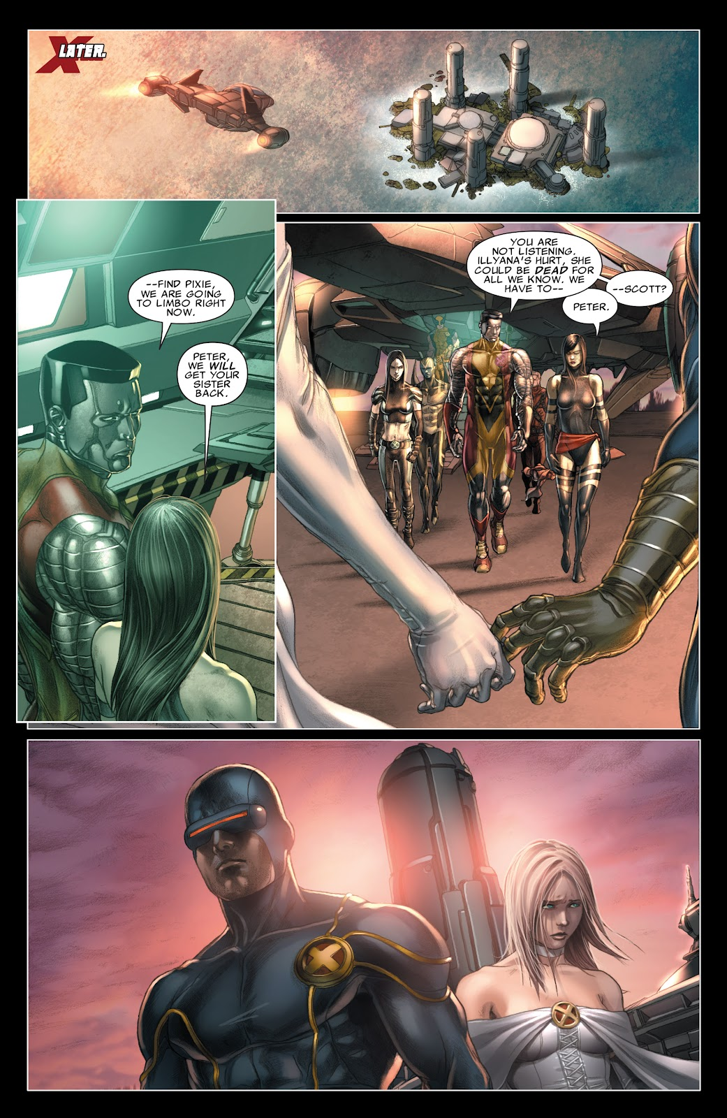 Read online X-Men: Second Coming comic -  Issue # _TPB (Part 2) - 35