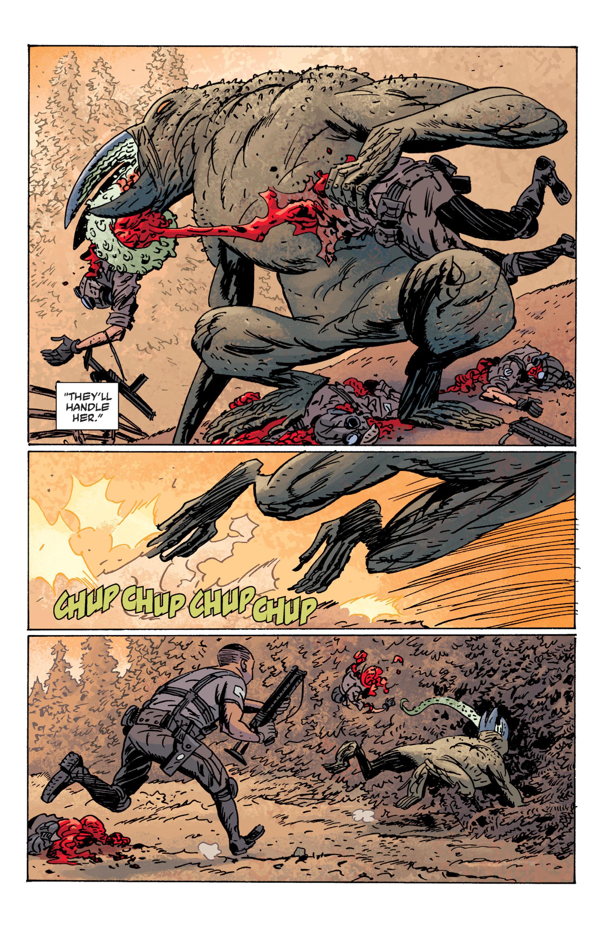 Read online B.P.R.D. (2003) comic -  Issue # TPB 12 - 55