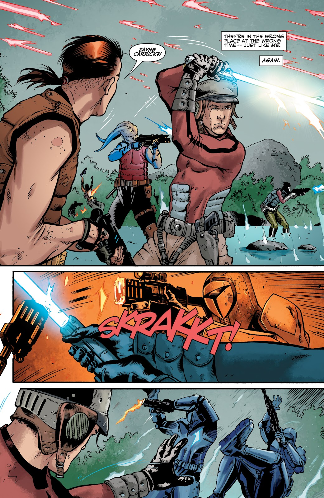 Read online Star Wars Legends: The Old Republic - Epic Collection comic -  Issue # TPB 3 (Part 4) - 5