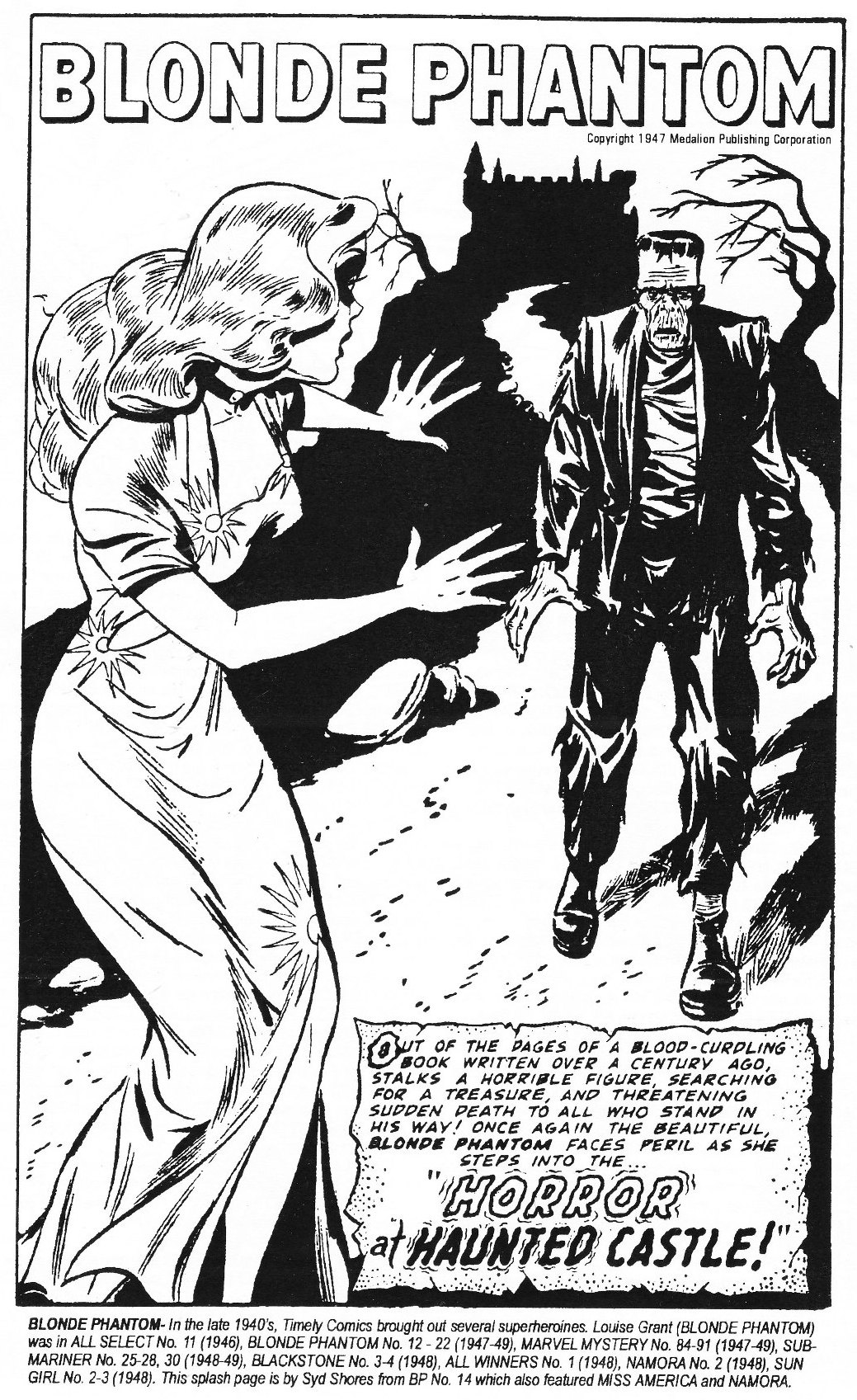 Read online Men of Mystery Comics comic -  Issue #82 - 201