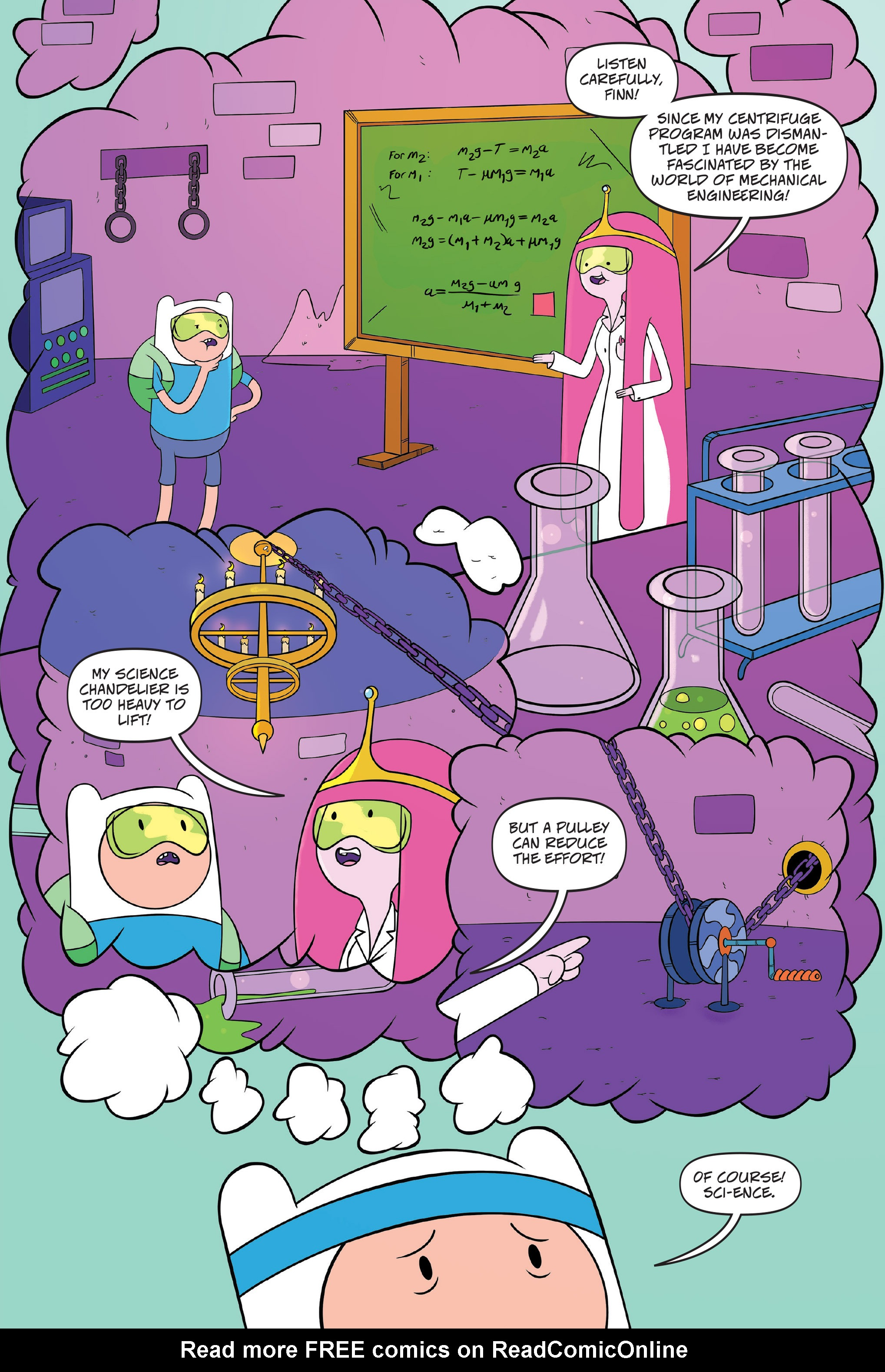Read online Adventure Time: The Four Castles comic -  Issue #Adventure Time: The Four Castles TPB - 47