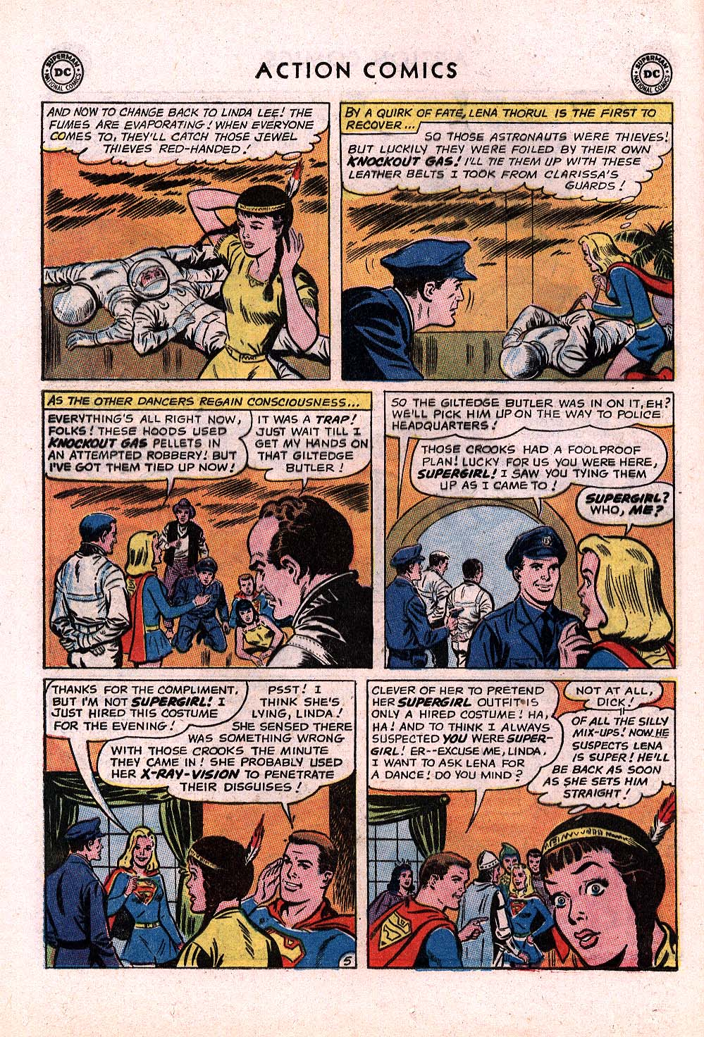 Read online Action Comics (1938) comic -  Issue #296 - 24