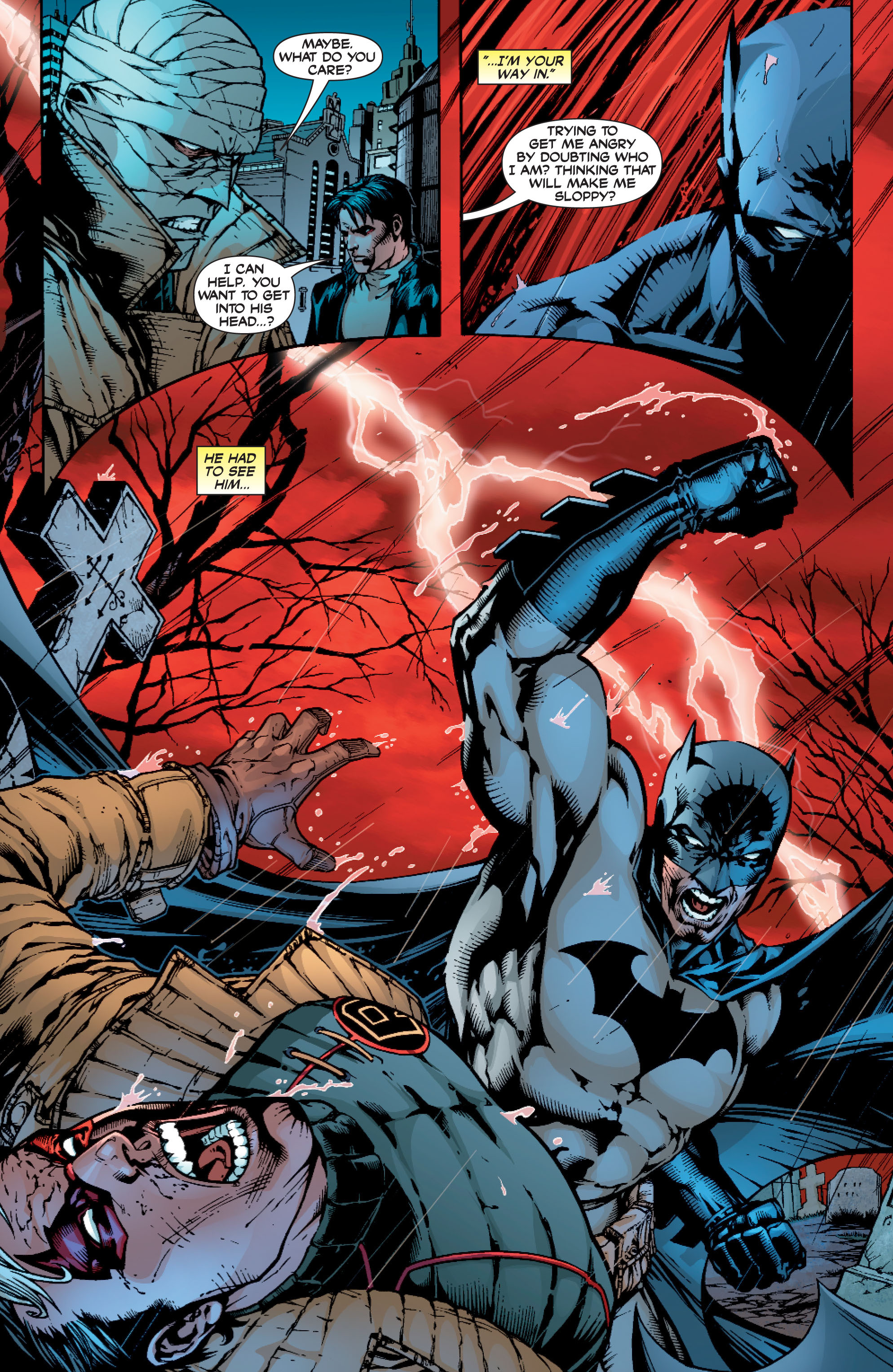 Read online Batman: Under The Red Hood comic -  Issue # Full - 353