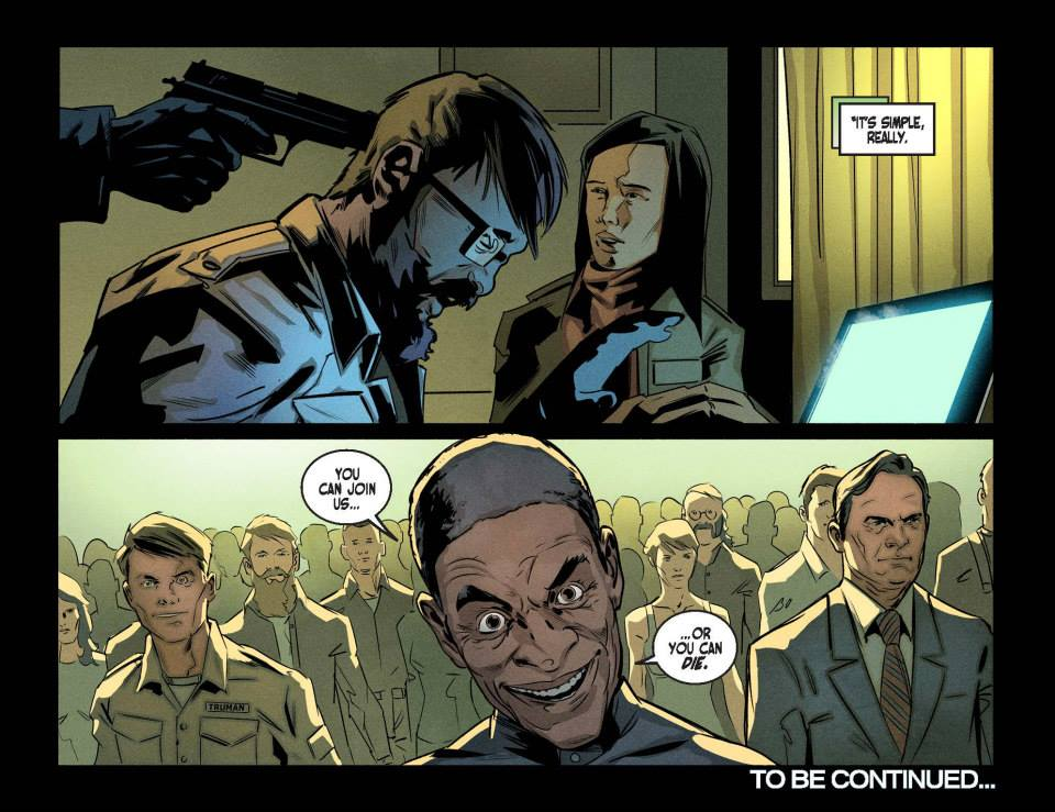 Read online Revolution (2015) comic -  Issue #2 - 22