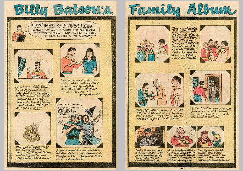 Read online Shazam! (1973) comic -  Issue #12 - 22