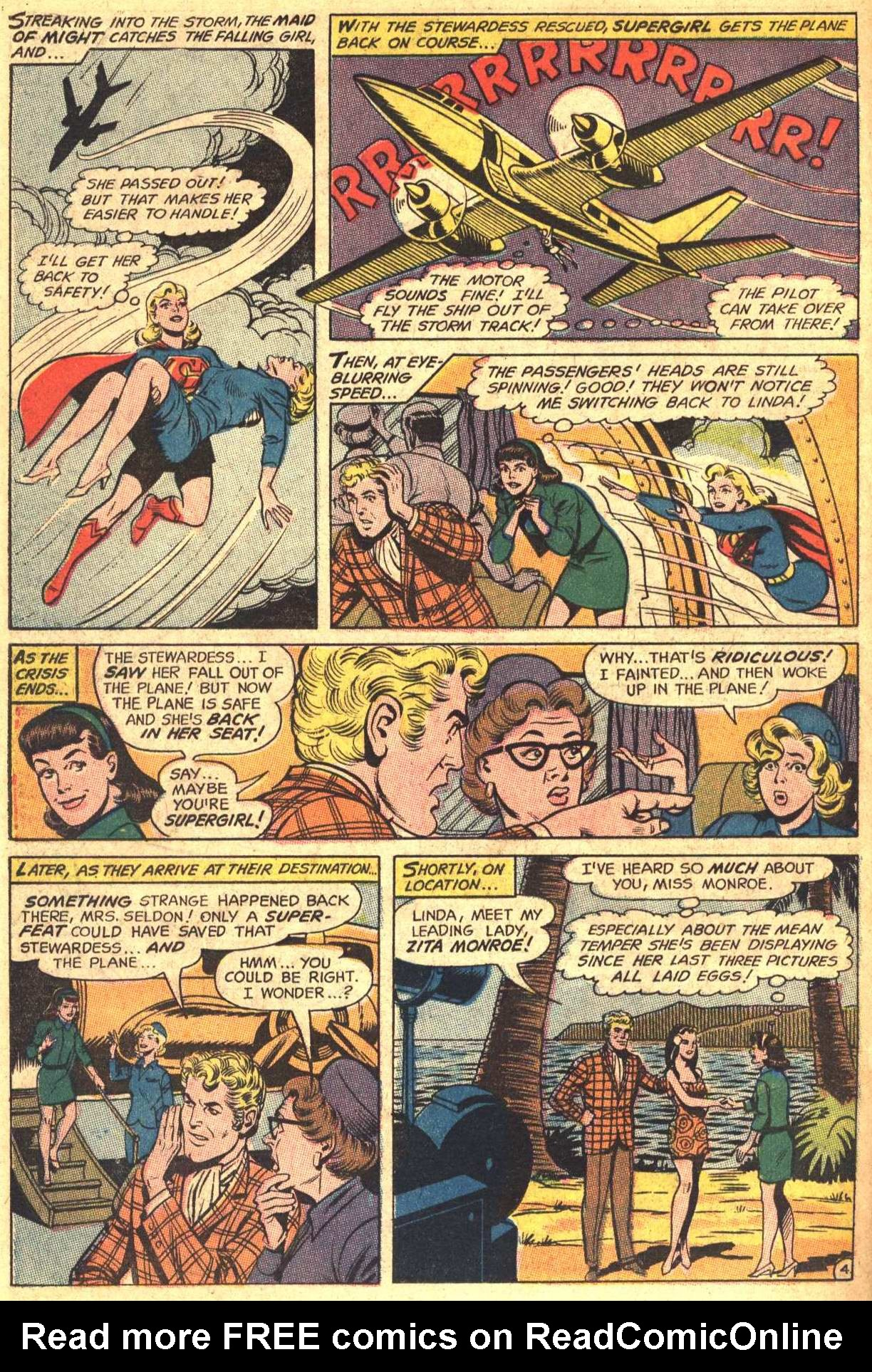 Read online Action Comics (1938) comic -  Issue #372 - 22