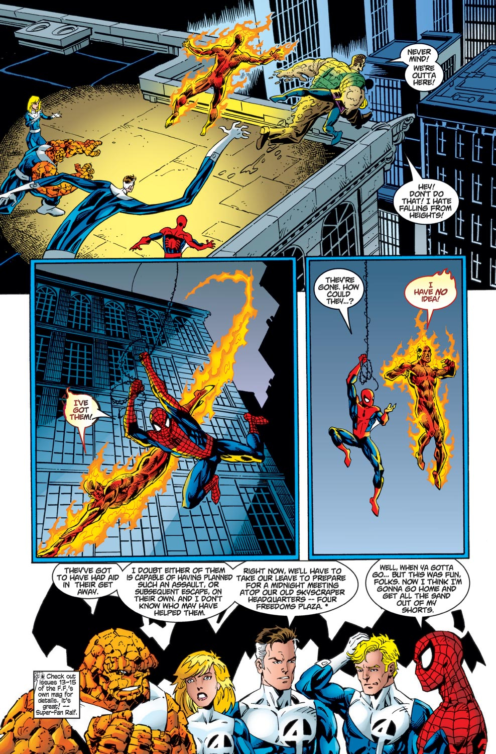 The Amazing Spider-Man (1999) 4 Page 20