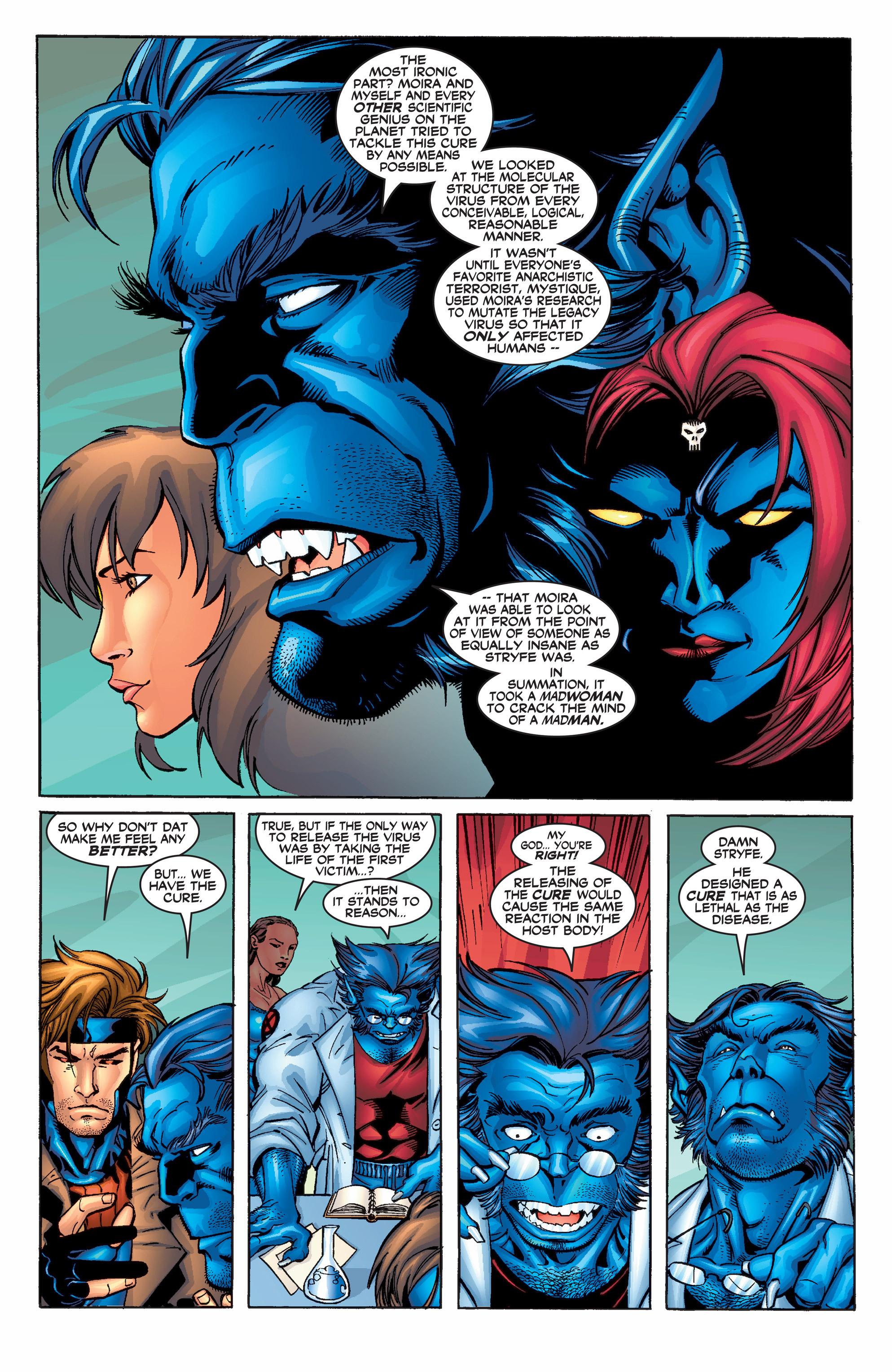 Read online Uncanny X-Men (1963) comic -  Issue #390 - 9