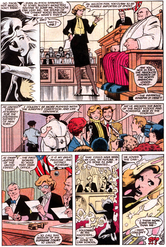 Uncanny X-Men (1963) issue _Annual_11 - Page 25