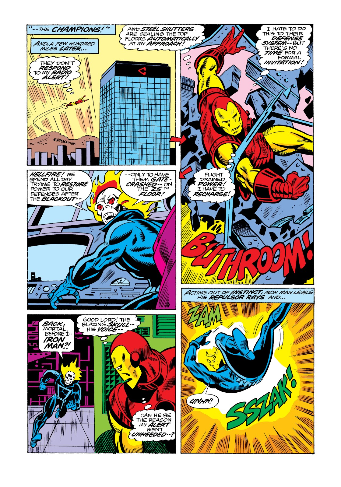Read online Marvel Masterworks: The Invincible Iron Man comic -  Issue # TPB 11 (Part 3) - 92
