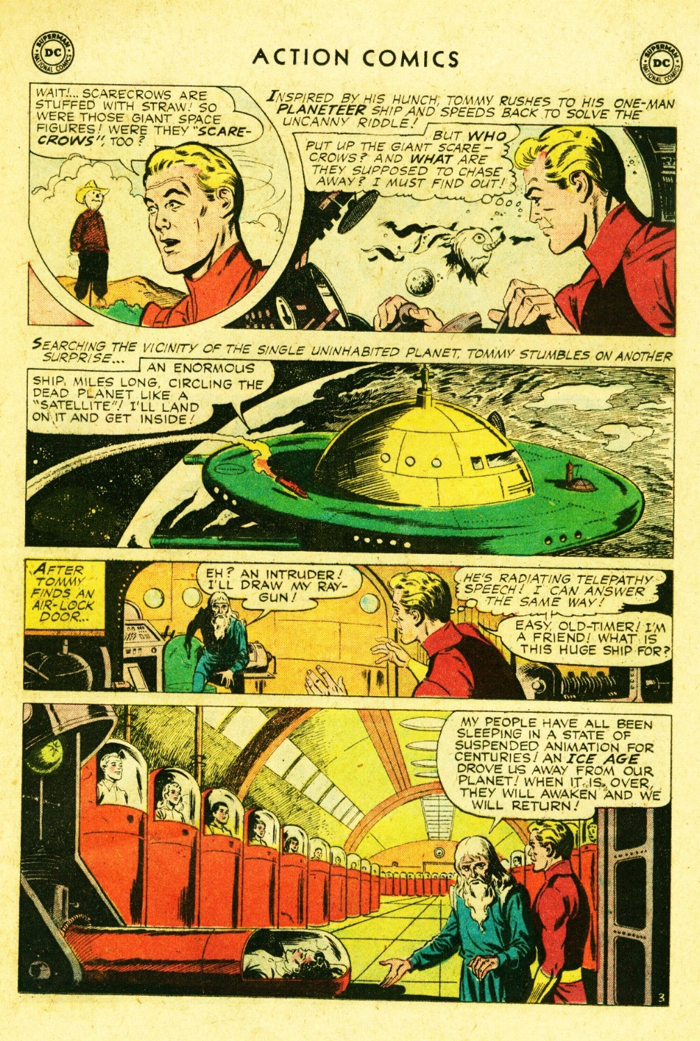 Read online Action Comics (1938) comic -  Issue #245 - 21