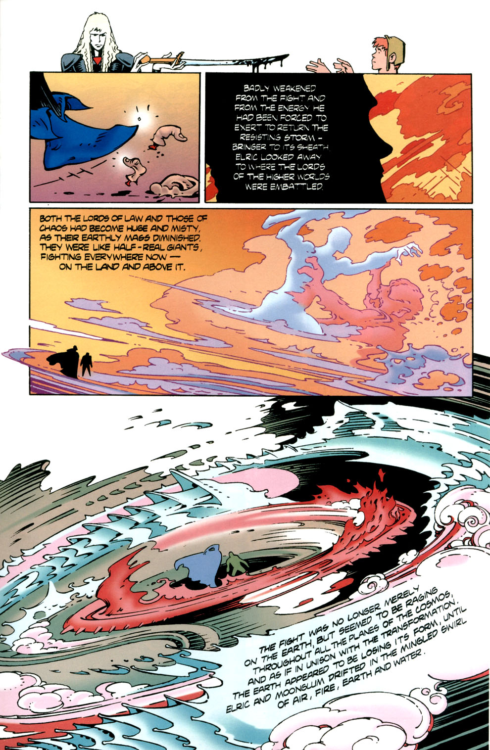 Read online Elric: Stormbringer comic -  Issue #7 - 19