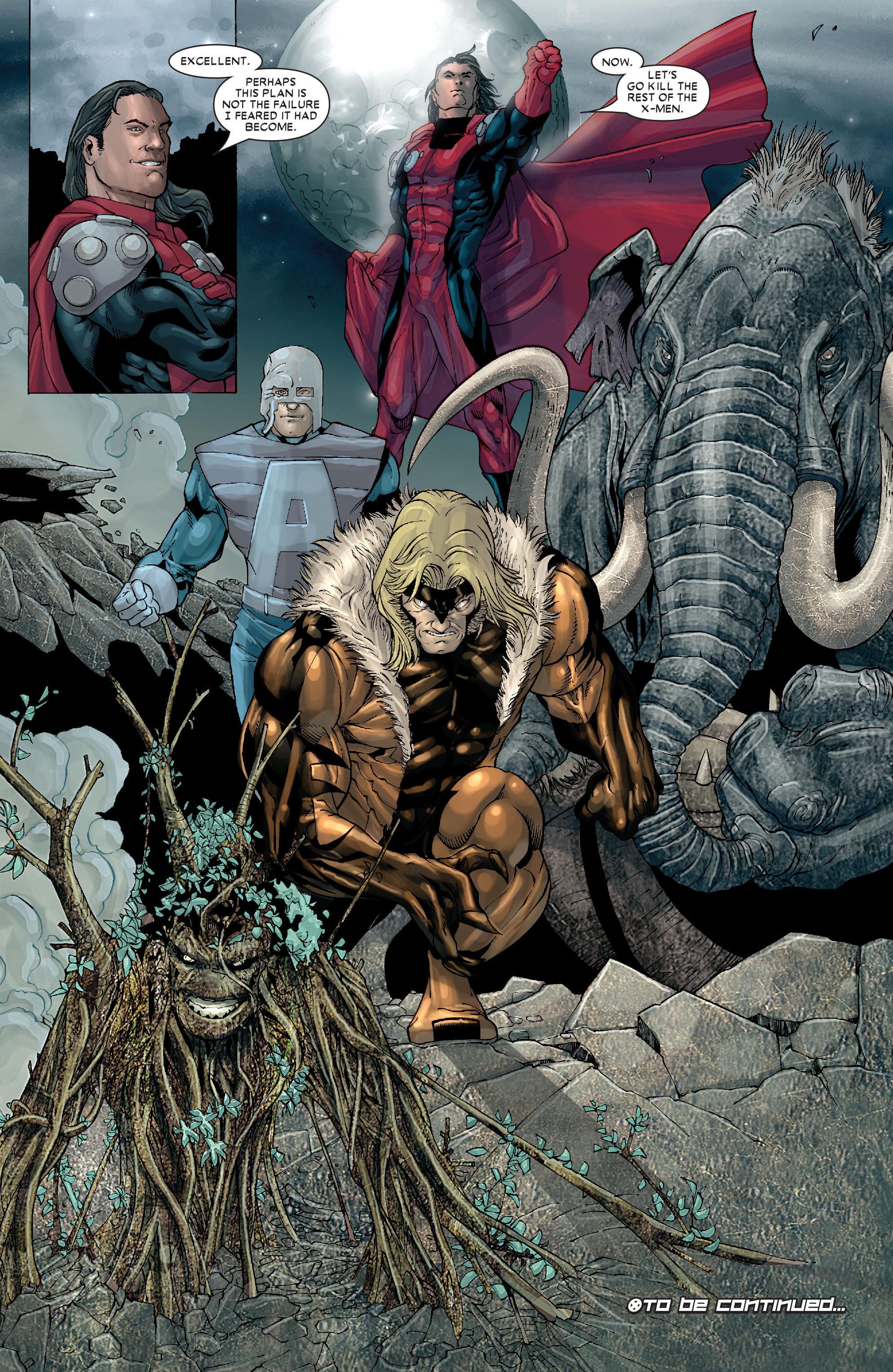 X-Men (1991) 162 Page 23