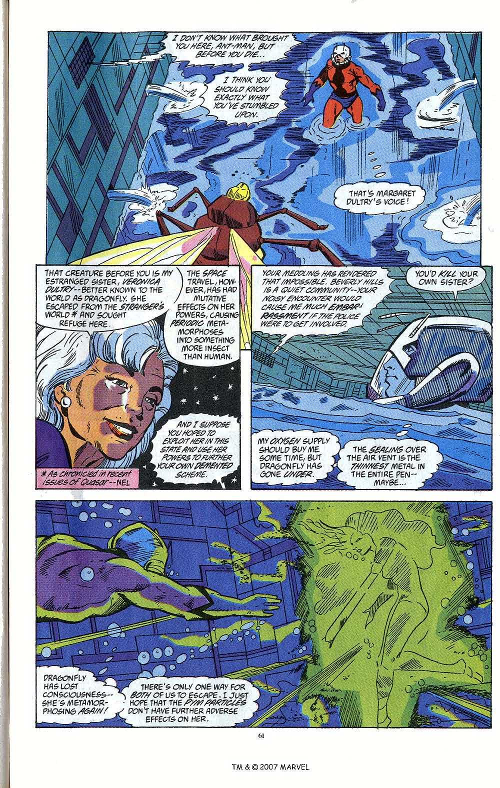 Iron Man Annual issue 12 - Page 63