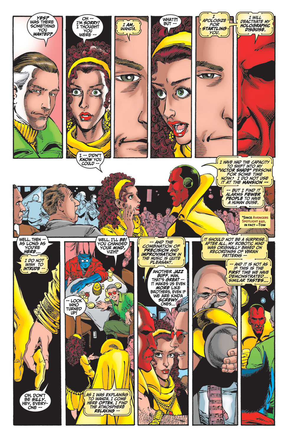 Read online Avengers (1998) comic -  Issue #14 - 8