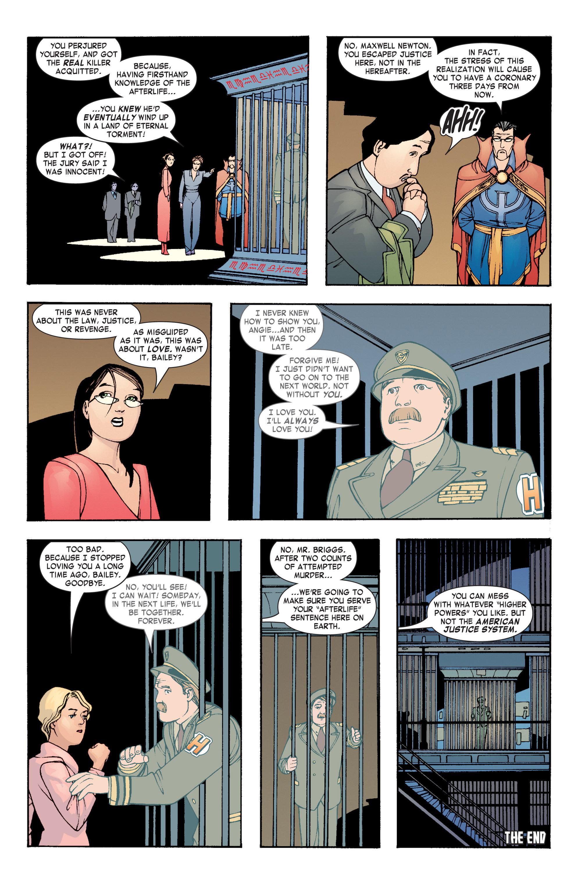 Read online She-Hulk (2004) comic -  Issue #3 - 23