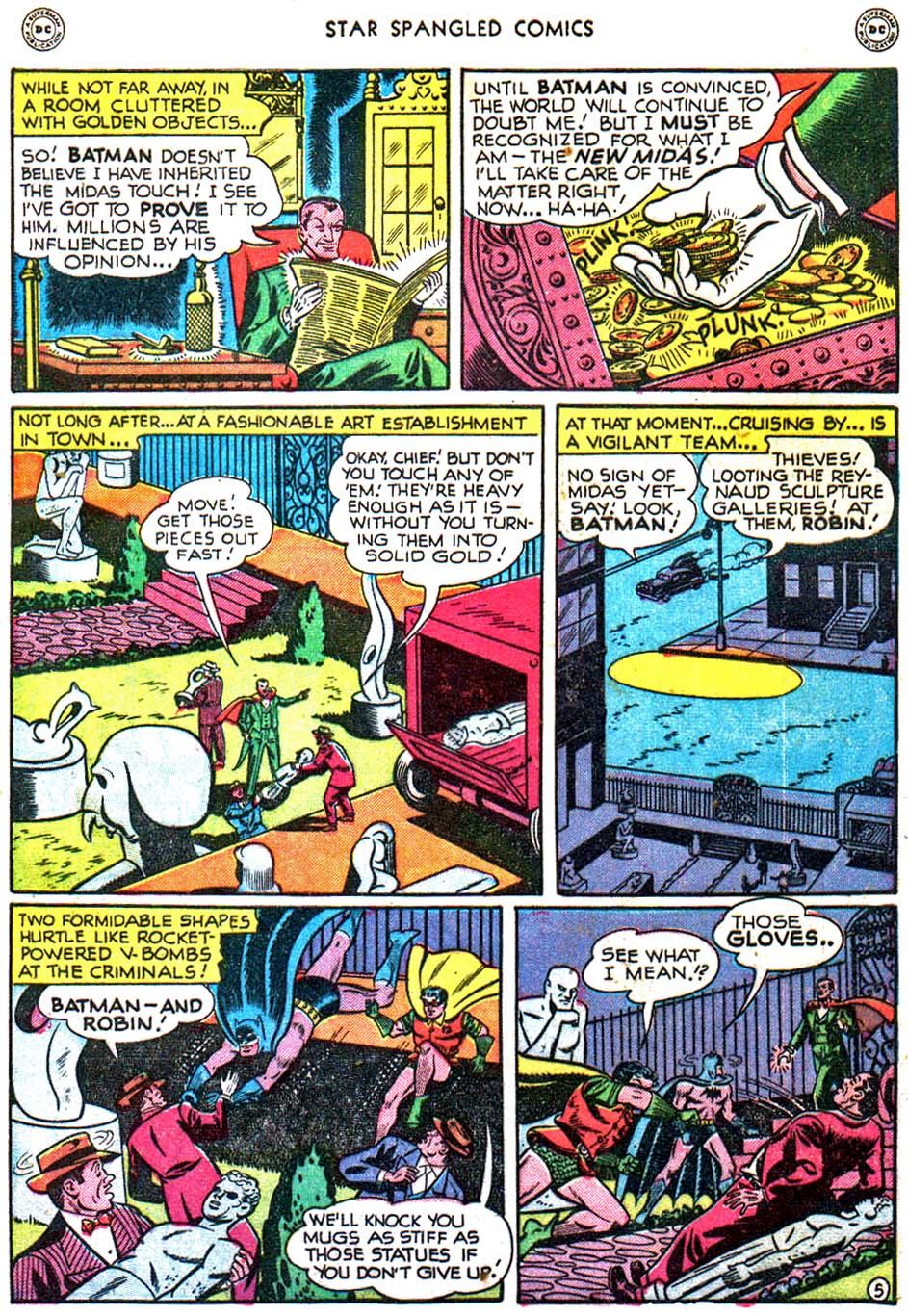 Star Spangled Comics (1941) issue 95 - Page 7