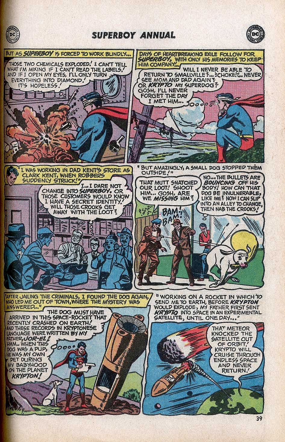 Superboy (1949) issue Annual 1 - Page 41