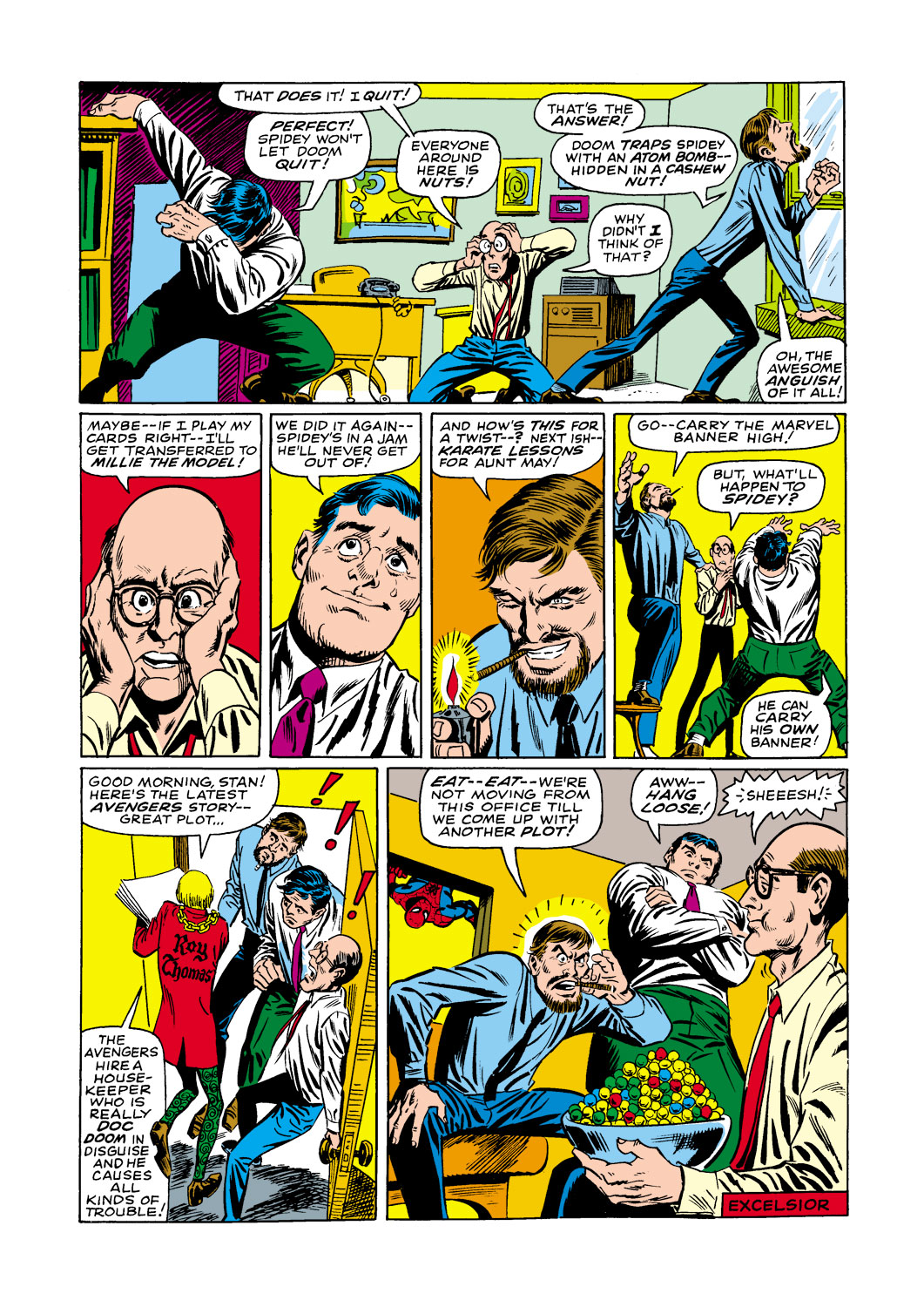 The Amazing Spider-Man (1963) _Annual_5 Page 45
