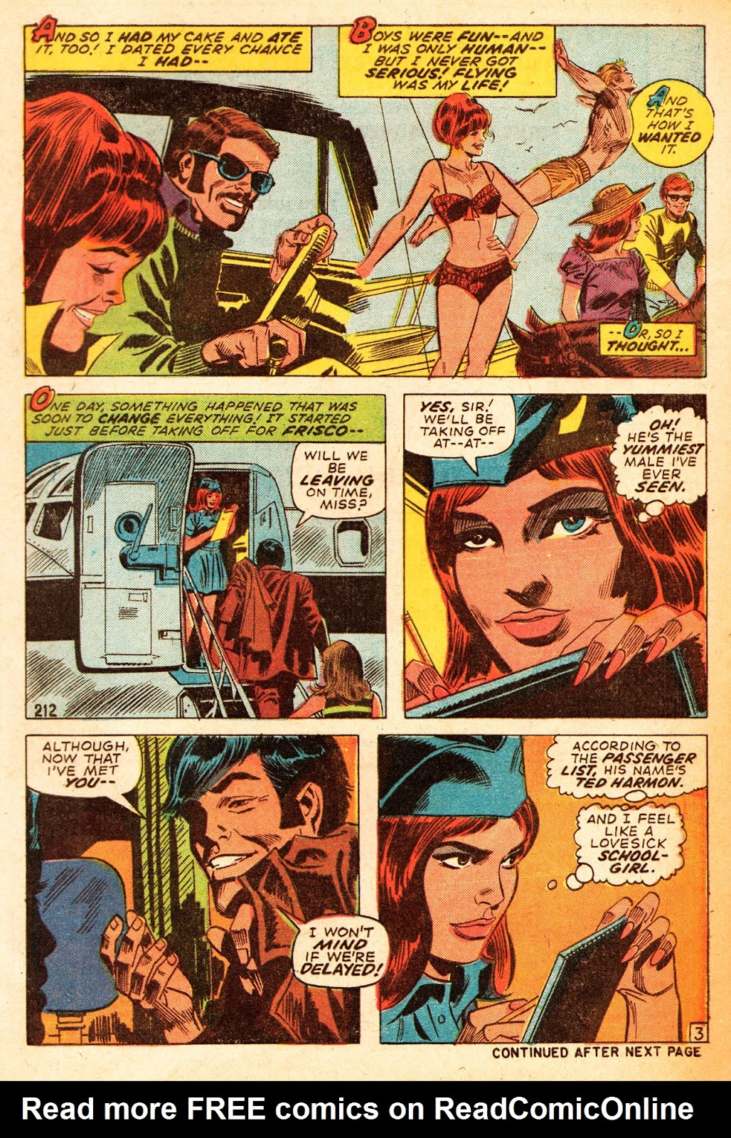 My Love (1969) issue 22 - Page 5