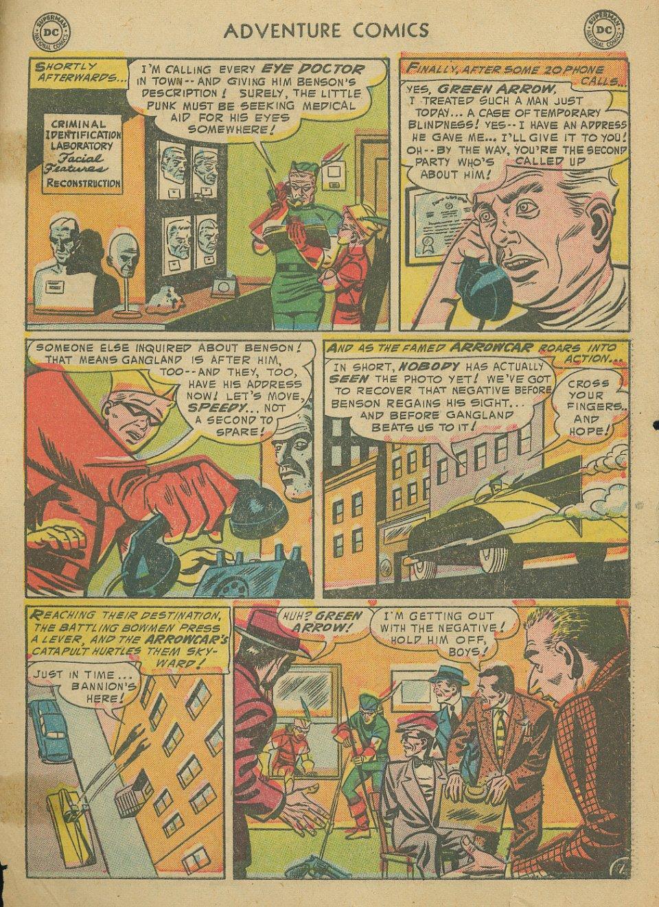 Read online Adventure Comics (1938) comic -  Issue #205 - 34
