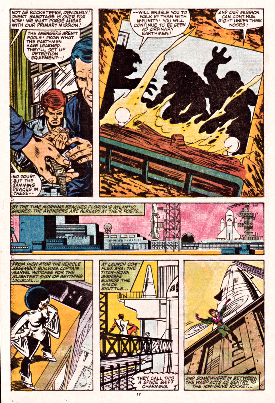 The Avengers (1963) 244 Page 17