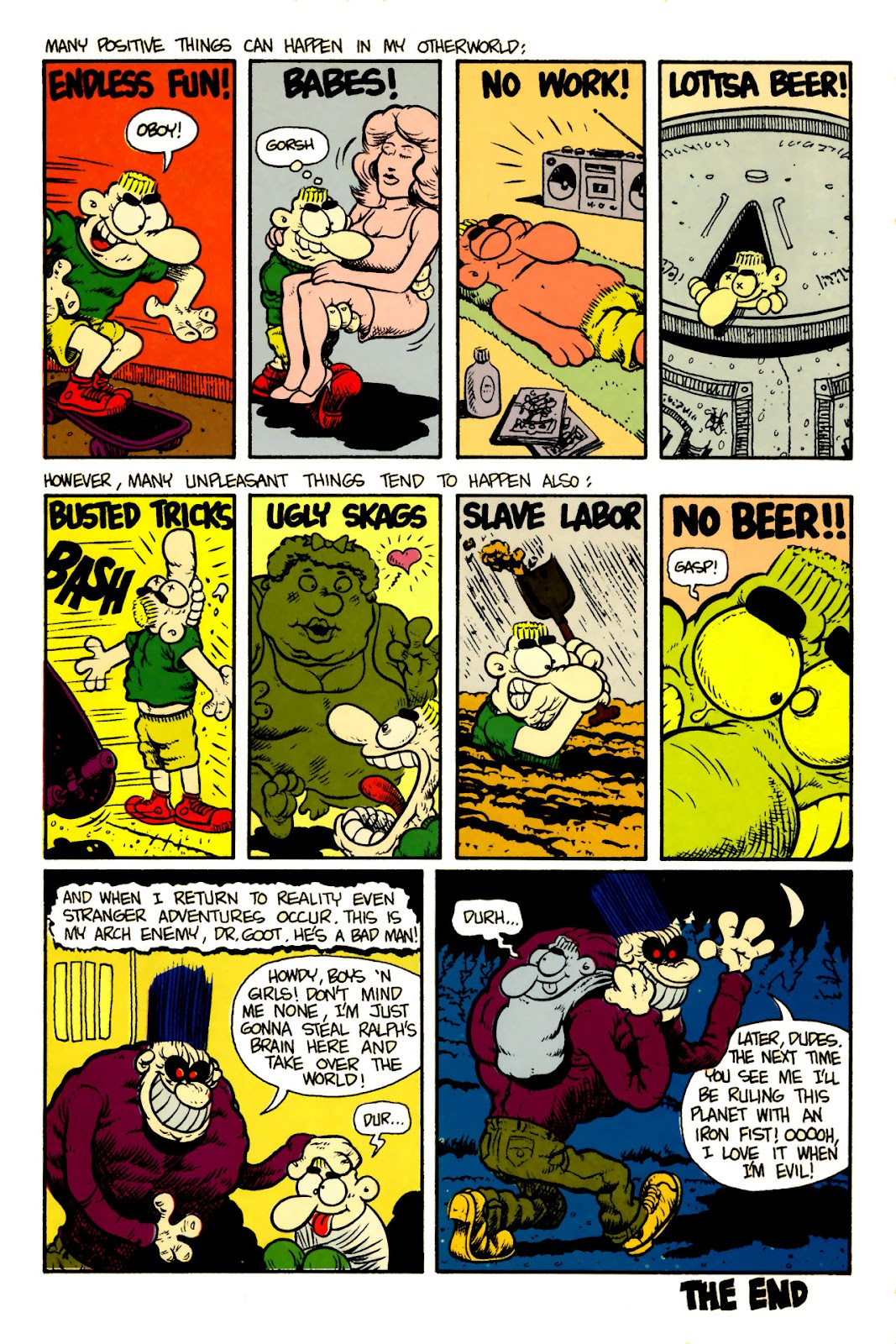 Ralph Snart Adventures (1988) issue 5 - Page 32
