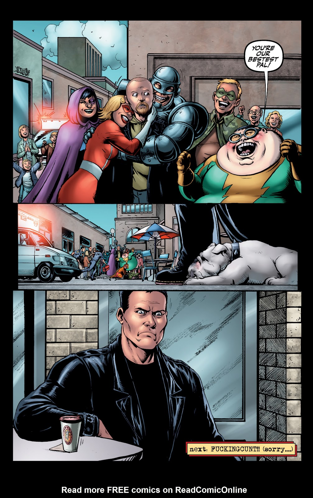 Read online The Boys Omnibus comic -  Issue # TPB 4 (Part 1) - 75
