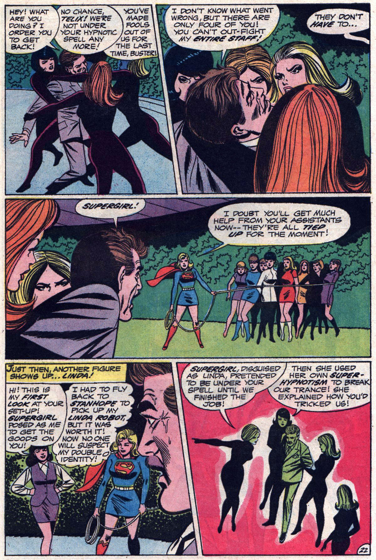 Read online Adventure Comics (1938) comic -  Issue #381 - 29