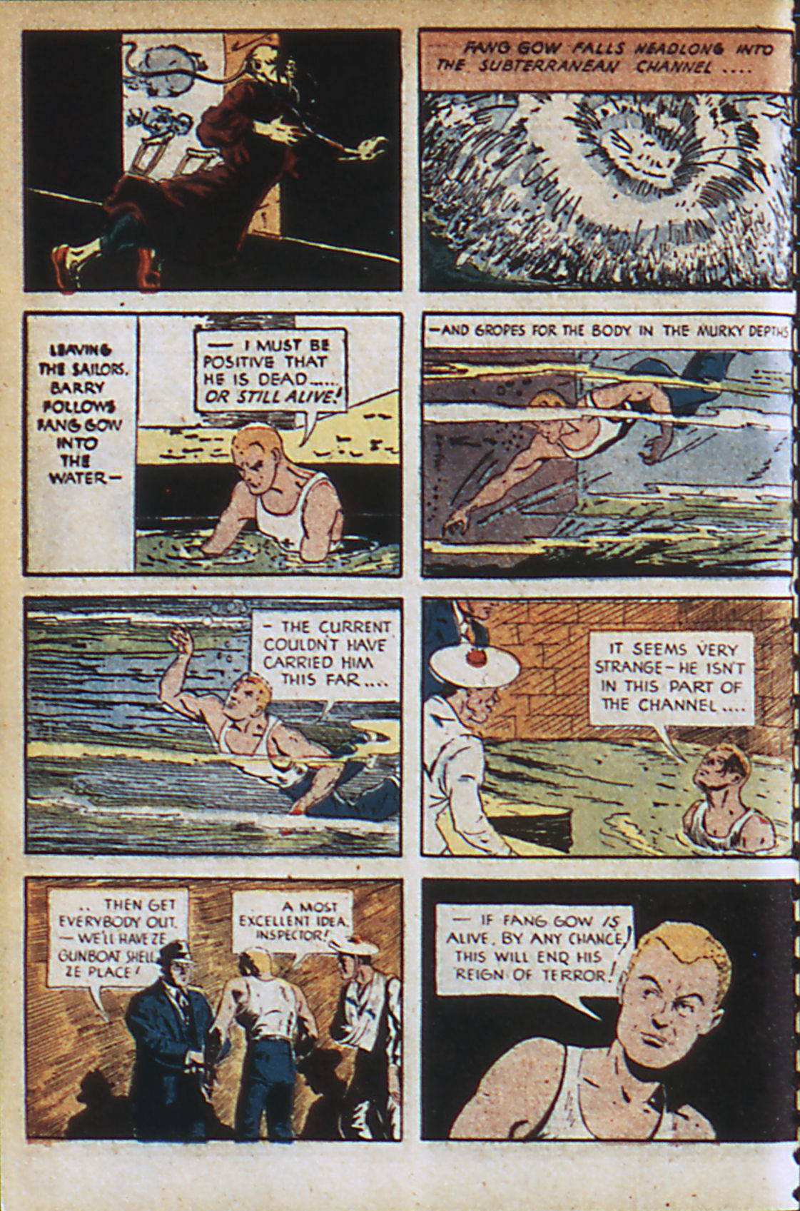 Read online Adventure Comics (1938) comic -  Issue #37 - 7
