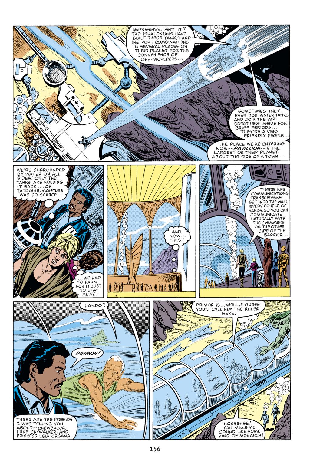 Read online Star Wars Omnibus comic -  Issue # Vol. 18 - 145